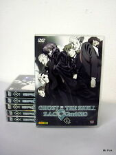Ghost In The Shell S.a.c Sac 2nd Gig 6 DVD Serie Completa Panini Video Usati