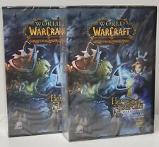 World Of Warcraft - Set of 2 - Heroes Of Azeroth Starter Deck by Upper Deck