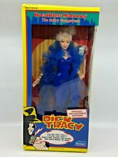 """Dick Tracy """"Breathless Mahoney"""" Sultry Songstress Doll w/ Microphone - New [08]"""