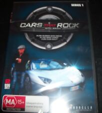 The Cars That Rock Series 1 With Brian Johnson (AC/DC) (Aust Region 4) DVD – New