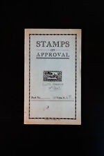 South America 19th Century Stamp Booklet