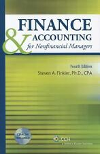 Finance & Accounting for Nonfinancial Managers [2011]