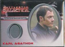 Battlestar Galactica Season 3 Costume CC33 Agathon GREY