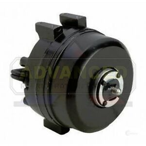 Condenser Evaporator Fan Motor Round CW 14W, 1300/1550 RPM LI 230V