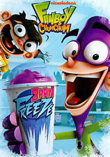 Fanboy  Chum Chum: Brain Freeze (DVD, 2011) SHIPS NEXT DAY Nickelodeon
