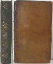 1715 MEMOIRES DU COMTE GRAMMONT 18TH CENTURY FRENCH
