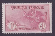"""FRANCE STAMP TIMBRE N° 154 """"1F + 1F DES ORPHELINS"""" NEUF xx TTB !!!!"""