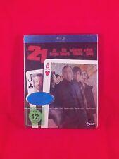 21 Blu Ray Limited Steelbook, Region Free