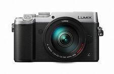 Panasonic DMC-GX8HEG-S LUMIX G Kamera Digitalkamera + Objektiv 14-140mm