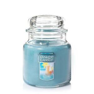 Yankee Classic Jar Candle - Medium - Bahama Breeze