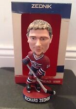 Richard Zednik Montreal Canadiens NHL Hockey Bobblehead, Habs, Slovakia