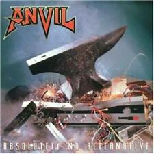 Anvil - Absolutely No Alternative CD #G4185