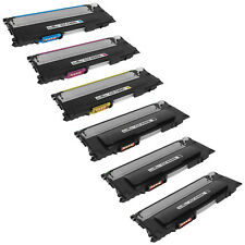 Comp For Samsung CLP-315 (CLP315) Set of 6 Laser Toner Cartridges
