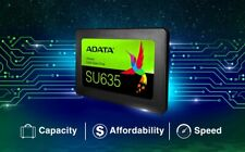 ADATA SU635 480GB SSD Windows 10 Home 32 With Activation Key