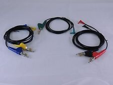 3M Dynatel 965 DSP Replacement Test Leads for 965DSP Loop Analyzer