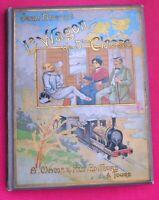 Jean DRAULT. Le wagon de 3ème classe. Mame sd. Cartonnage éditeur illustré.