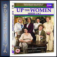 UP THE WOMEN - COMPLETE SERIES 1 & 2   **BRAND NEW DVD***