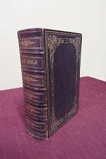 1867 Bible, KJV - American Bible Society - Mansfield Family History