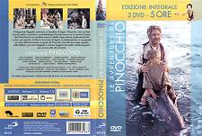 Le Avventure Di Pinocchio (Edizione Integrale) - Nino Manfredi - 2 Dvd