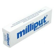 Milliput Silver Grey White Epoxy Putty 113g Modelling Plumbing Ceramic Repair