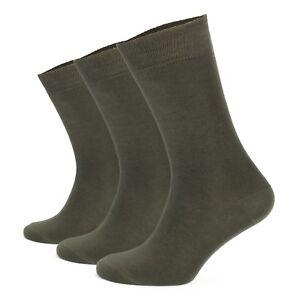Junix Women's Crew Dress Bamboo Socks 3 Pack Business Casual Shoe Size 6-9&9-12