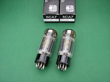 6ca7 EH matched pair (2 pièces) NEUF-similaire à kt77 el34 - > TUBE AMP