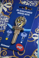 RICHMOND Tigers House Key-Free Post