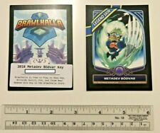 Brawlhalla - Metadev Bodvar Code / Card / Legend Skin - All Platforms - PAX