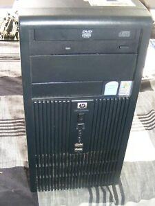 HP Compaq dx2300 MT Tower Pentium 4 3.0GHz 4GB Memory 160GB Hard drive DVD-RW