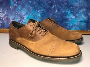 Cole Haan Saddle Oxfords Brown Dress Shoes USA Men's Size 13 M 161C10775F12