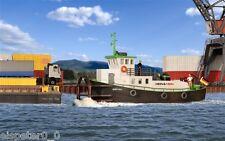 H0 Schubschiff, Modellwelten Bausatz 1:87, Kibri 38520