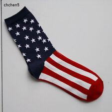 Man's USA flag pattern Men's socks,American flag socks,US national Flag