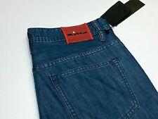 Kiton Jeans Luxury Cotton Blue Light Denim Pants Size Tag Sz 32 Jeans Handsome