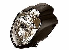 Scheinwerfer URBAN, schwarz, 12V, E-gepr.