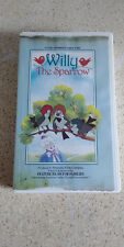 Willy the Sparrow VHS 1993 Feature Films for Families