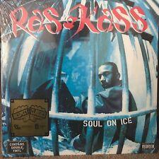RAS KASS - SOUL ON ICE SEALED DOUBLE VINYL LP