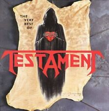 Testament - The Very Best Of Testament [CD]