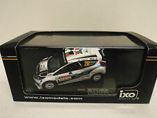 IXO FORD FIESTA S2000 B.SOUSA 4TH RALLY PORTUGAL 2010 1:43 MINT BOXED (Z220)
