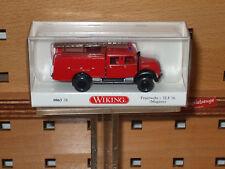 Wiking Auto-& Verkehrsmodelle mit Feuerwehr-Fahrzeugtyp aus Kunststoff für Magirus