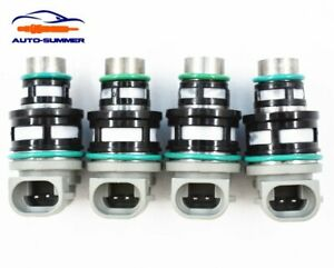 4* Fuel Injector 2.2 Fit For Chevy GMC Cavalier Buick Pontica 17113124 17113197