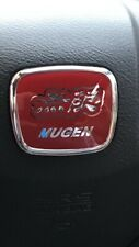 Honda Civic Fn2  Type R Mugen Steering Wheel Badge Very Rare And Discontinued !!