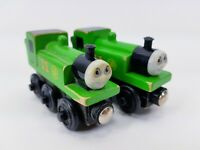 Thomas & Friends Wooden Railway Lot of 2 Oliver Engine - Free Shipping
