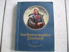 Der Tonfilm 1935 Vom Werden deutscher Filmkunst Sammelbilderalbum 2. Teil kompl.