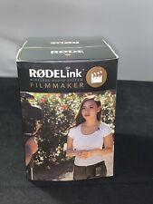 Rode Microphones RODElink Wireless Filmmaker Kit w/ Fast Shipping