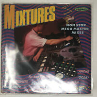 Mixtures Volume 2 LP Vinyl Record Rare Netherlands Disco Compilation 1984