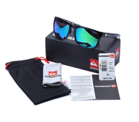 HOT With BOX QuikSilver Sunglasses 14 Color Vintage Men Women Outdoor Eyewear