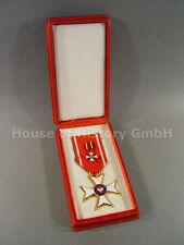 POLEN: Polonia Restituta 1944, Ritterkreuz am Band, mit Miniatur, im Etui, 98540