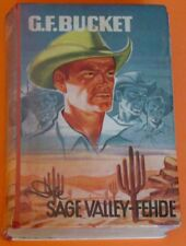 WILDWEST LB - G.F. BUCKET - DIE SAGE VALLEY - FEHDE / KLAUS DILL TB / SABA VLG.