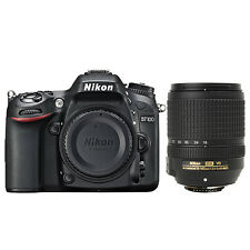 Nikon D7100 Digital SLR Camera 24.1mp Black + 18-140mm VR AF-S DX Zoom Lens