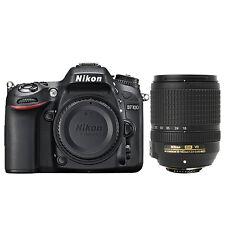 Nikon D7100 Digital SLR Camera 24.1mp Black + 18-140mm VR AF-S DX Zoom Lens